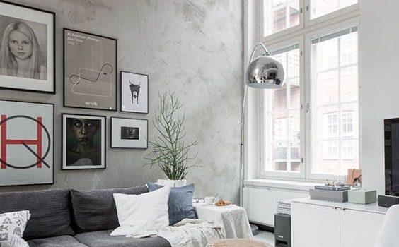 [Sélection Pinterest #5] Les plus beaux murs en béton ciré