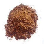 Pigment ocre marron