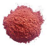 Pigment rouge brique