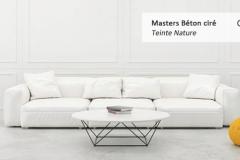 Masters Béton Ciré (teinte nature)