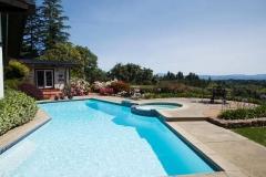 tour de piscine béton projeté 8