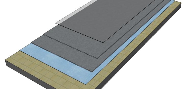 Comment réaliser un béton ciré sur un carrelage ?