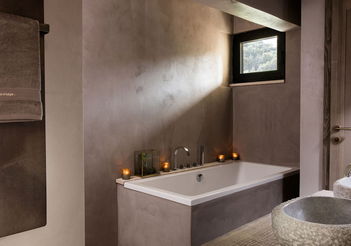 Beton Decoratif Salle De Bain  Bright Shadow Online
